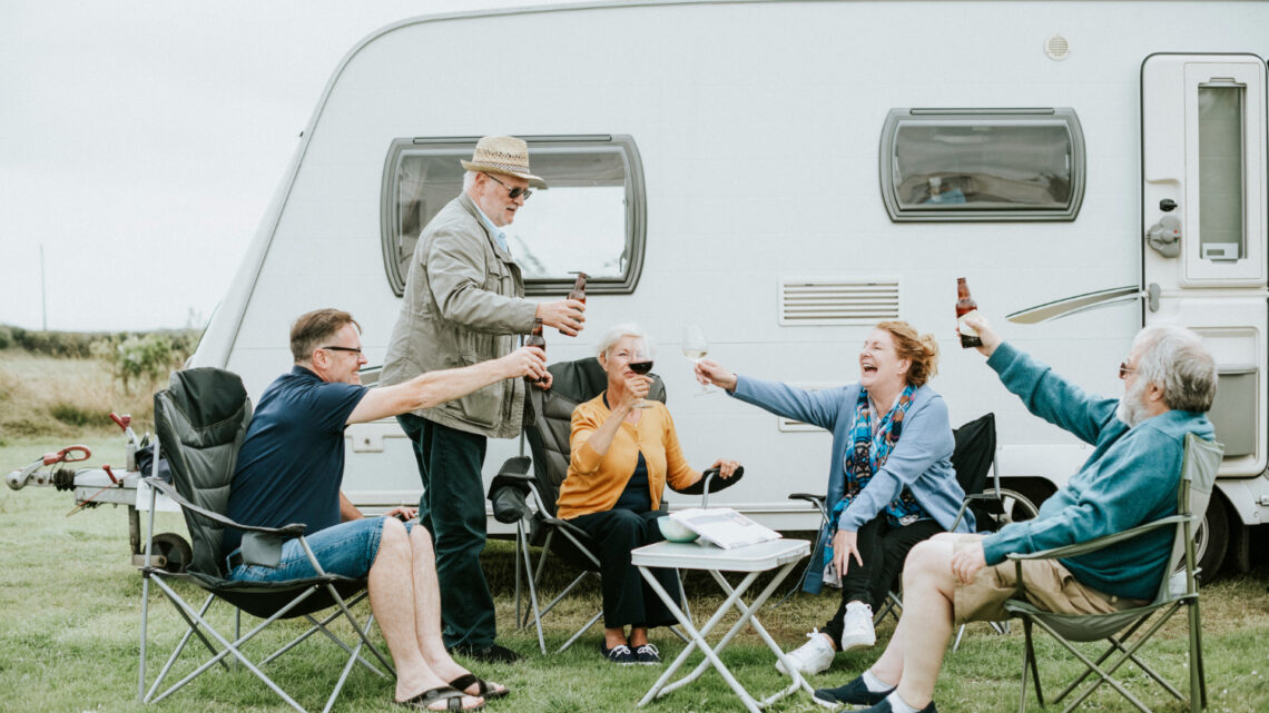 Leje af campingvogn: Disse 5 ting skal du være opmærksom på