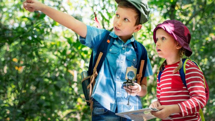 Campingaktiviteter: Top 5 campingaktiviteter for familien
