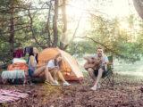 Camping med børn: 5 tips og idéer til den bedste tur