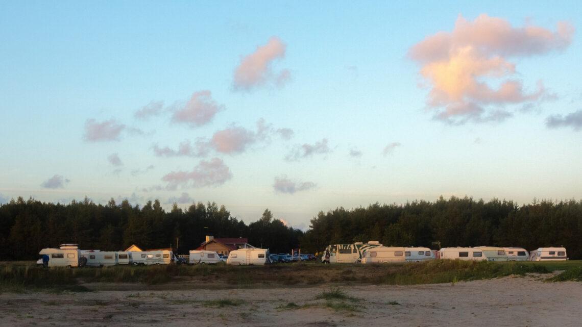 Camping Tjeklisten: Den komplette tjekliste før camping