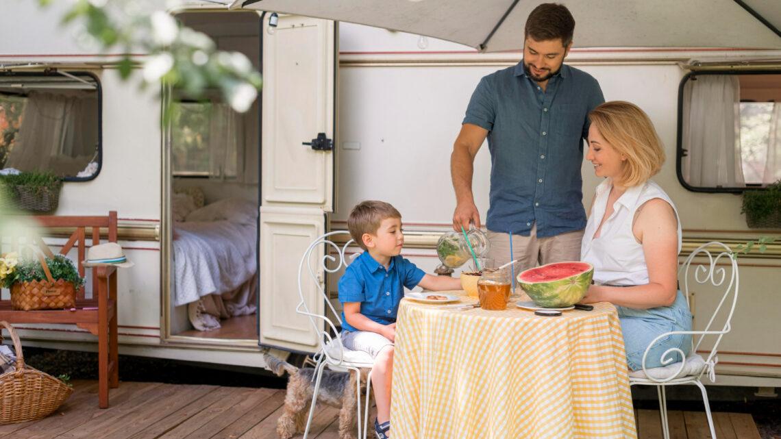 Hvad spiser man på campingtur?